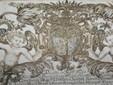 Particolare del documento nel quale si riconosce lo stemma di Sanremo