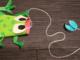 Laboratori per bambini con Tata Noemi: la rana acchiappa mosche