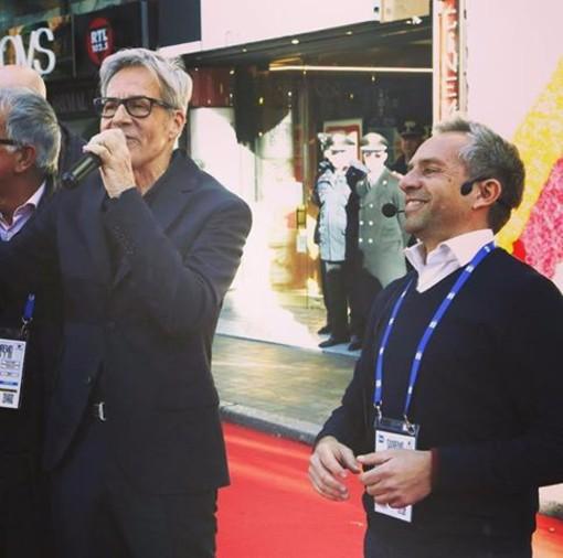 #Sanremo2019: questo pomeriggio torna il Red Carpet 'Show' condotto da Gianni Rossi