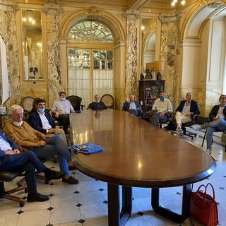 """Sanremo: il """"grazie"""" del Comune al Rotary Sanremo Hanbury per i fondi raccolti durante l'emergenza covid-19"""