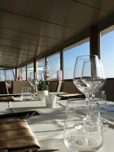 Il ristorante dell'Hotel Le Rocce del Capo di Ospedaletti sforna il nuovo menù alla carta per pranzi e cene di gusto con vista mare