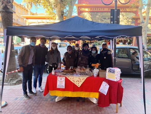 Ventimiglia: successo per la raccolta fondi del Rotaract Club di Sanremo e del Circolo della Castagnola