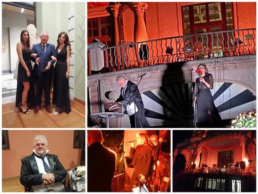 Imperia: con il premio incontri Begegnungen si è aperta ieri sera la 'Settimana Tedesca' (foto e video)