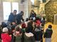 Imperia: gli alunni della scuola dell'infanzia di via Armelio in visita al frantoio 'Ramoino' di Borgo D'Oneglia