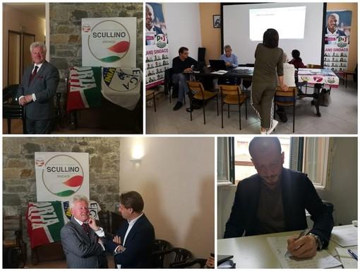 Ventimiglia: primi dati parziali da Ventimiglia, Scullino in vantaggio su Ioculano
