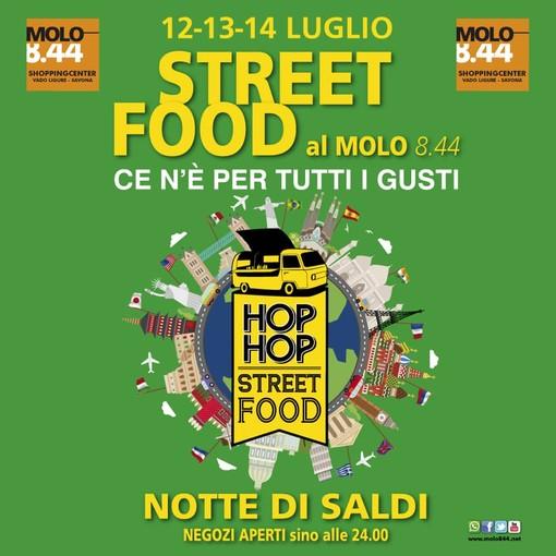 Saldi, street food e relax: la tua shoppingexperience al Molo 8.44