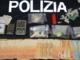 Imperia: controlli antidroga della Polizia sul territorio, arrestate due persone con cocaina e marijuana