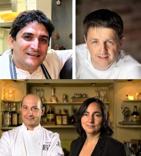 In viaggio per scoprire il futuro della ristorazione con le stelle Michelin: Marc Lanteri, Paolo Masieri e Mauro Colagreco