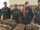 Ventimiglia: grazie alle unità cinofile quasi 150 chili di hashish e cocaina sequestrati dalla Guardia di Finanza