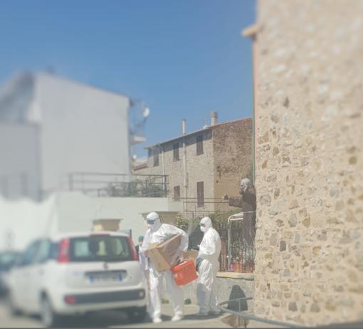 Santo Stefano al Mare: tamponi e prelievi nella residenza per anziani per ospiti e operatori