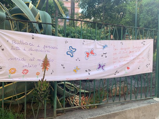 Sanremo: il grazie di una madre alle maestre della scuola dell'infanzia Villa Vigo