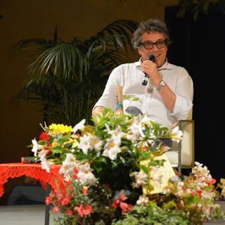 Il vincitore del 74esimo Premio Letterario Strega Sandro Veronesi ospite dell'incontro sul Sagrato dei Corallini di Cervo