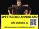 Annullato lo spettacolo di Angelo Pintus a Sanremo: ecco come ottenere i rimborsi