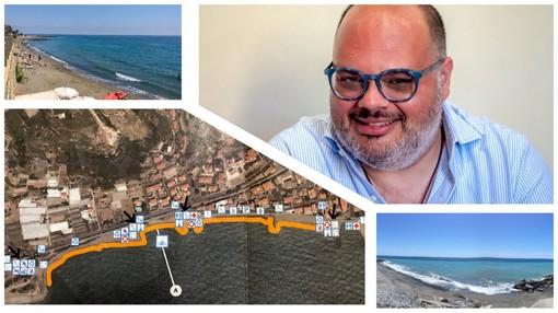"""Riva Ligure punta sull'ambiente: ordinanze smoke e plastic free sul tratto costiero della bandiera blu, Giuffra """"Consolidiamo la nostra crescita ecologica"""""""