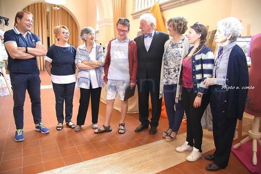 L'associazione Sanremo Ricama devolve in beneficenza il ricavato delle mostre di Bordighera e Dolceacqua ispirate ai quadri di Monet