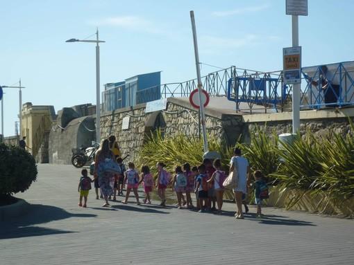 Pontedassio, prosegue la scuola materna estiva: coinvolti 20 bambini provenienti anche dai paesi vicini (foto)