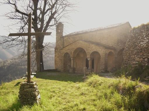 Viaggio nel territorio: la chiesa di San Bernardino da Siena a Triora nel racconto di Alberto Berruti