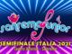 Sanremo Junior 2021 al Teatro Ariston di Sanremo