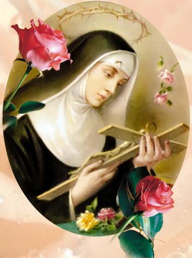 Sabato prossimo a Ventimiglia, tornano le Rose di Santa Rita sul Sagrato della Chiesa di S. Agostino