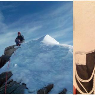 L'alpinista imperiese Stefano Sciandra torna in vetta e dedica il nuovo 4000 al padre deceduto per Covid