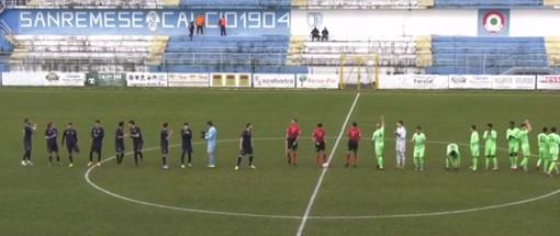 Calcio. Sanremese, buona la prima uscita casalinga dell'era Andreoletti: Vado piegato 1-0 grazie al gol di Romano