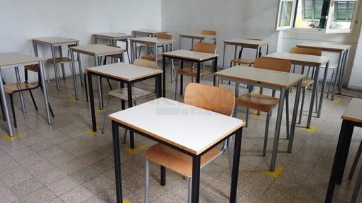 Covid nelle scuole della provincia di Imperia: quattro studenti positivi nelle ultime 24 ore