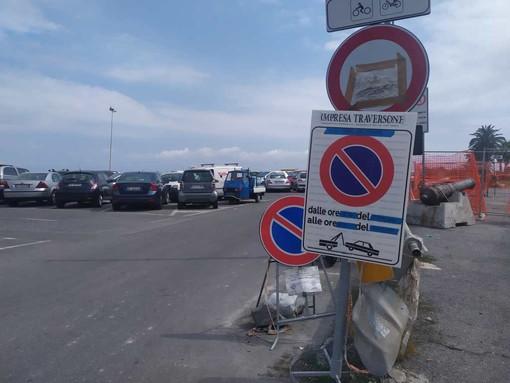 Imperia: chiuso per lavori il parcheggio di piazzale Cristino dal 27 luglio al 15 agosto