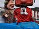 Ventimiglia: grande successo per il Sestiere Burgu al Carnevale de La Trinitè in Francia (foto)