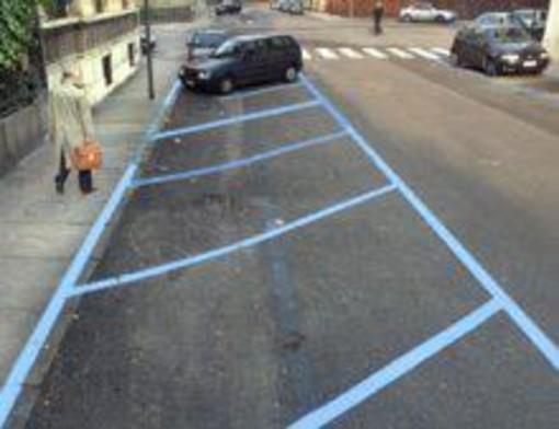 Sanremo: prorogata fino al 20 aprile sospensione pagamenti nei posteggi blu a raso