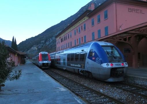 Qualche difficoltà per i lavori ma Regione Piemonte conferma i bus sostitutivi tra Breil e Ventimiglia