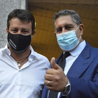 """Toti e Lega, prime frizioni? Il governatore: """"Da Salvini e dai suoi mi aspettavo sorrisi e brindisi, non musi lunghi"""". Rixi: """"Senza di noi Toti non sarebbe dov'è"""""""