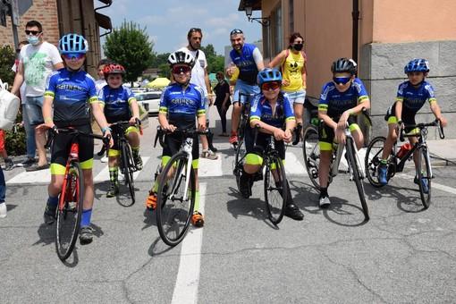 Ciclismo, meritata vittoria per l'UC Imperia: primo posto per l'esordiente Alessandro Viola a Rovereto (foto)