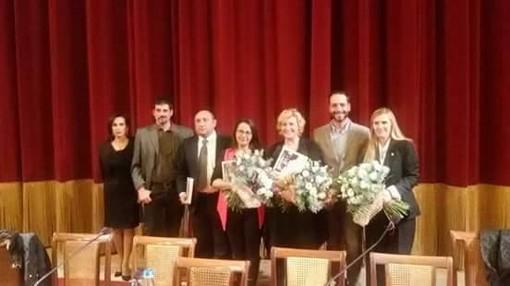 Sanremo: grande partecipazione di pubblico ieri alla presentazione del libro 'Donna Rachele mia nonna. La moglie di Benito Mussolini'