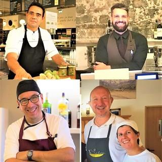 In viaggio per scoprire il futuro della ristorazione attraverso le opinioni e le idee di chef e ristoratori.