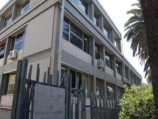 L'ex tribunale di Sanremo