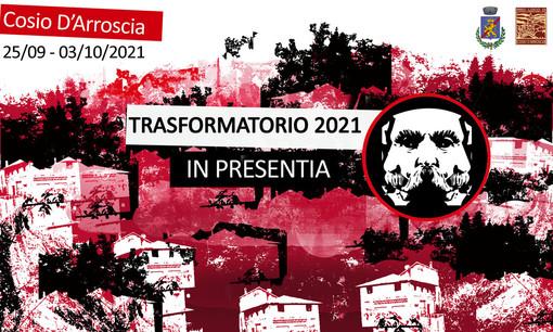 Dal 25 settembre al 3 ottobre a Cosio d'Arroscia è tempo di Trasformatorio