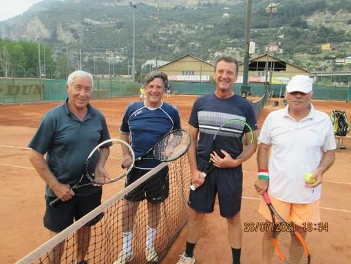 Tennis: alle battute conclusive il Torneo di Doppio Giallo 'Sociale' al TC Ventimiglia