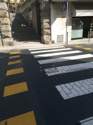 Sanremo: aggiustato tombino rumoroso, un residente ringrazia gli operai del Comune