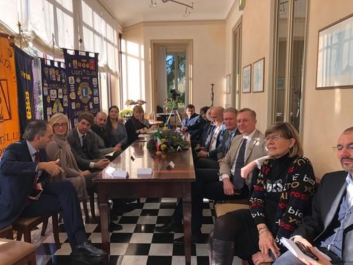 Alla 'Nobel week Sanremo' tavola rotonda sul turismo dedicata all'interscambio Italia-Svezia