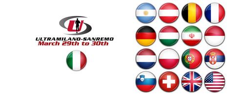 Podismo: il 29 e 30 marzo via alla prima edizione della UltraMilano-Sanremo