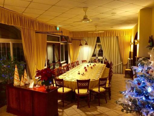 Sanremo: la magia del Natale al Ristorante Ulisse