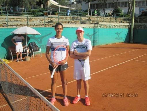 Al Tennis Sanremo, in corso di  svolgimento la fase finale del Campionato italiano Under 16 femminile