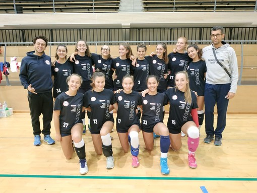 Volley, under 16 femminile. Maurina Imperia-VT ArmaTaggia: gli highlights del match (VIDEO)