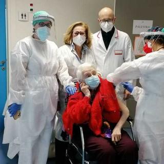 L'Ospedale di Carità a Taggia è 'Covid free', vaccinati tutti gli ospiti e gli operatori della RSA
