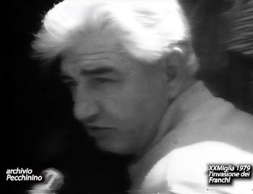 """""""L'invasione dei Franchi"""" al mercato del venerdì di Ventimiglia 1979"""