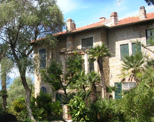Bordighera: domenica 20 maggio si terrà una visita guidata a villa Mariani