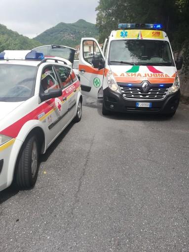 Agaggio: automobilisti 'bloccati' per via di un soccorso insultano i volontari della Croce Verde di Arma