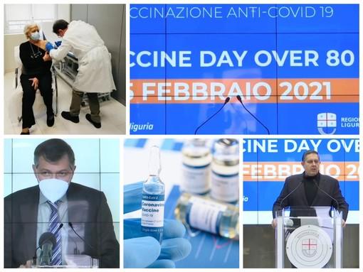 """Coronavirus, tutto pronto per il vaccino agli over 80, Falco: """"In provincia raggiunto il picco di ricoveri di novembre"""" (video)"""