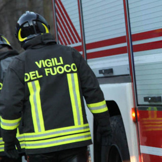 Riva Ligure, i ringraziamenti di un nostro lettore ai Vigili del fuoco di Imperia