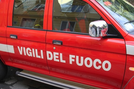 Turisti francesi si perdono in auto tra Castellaro e Taggia, salvati dai Vigili del Fuoco e dal traduttore del 112